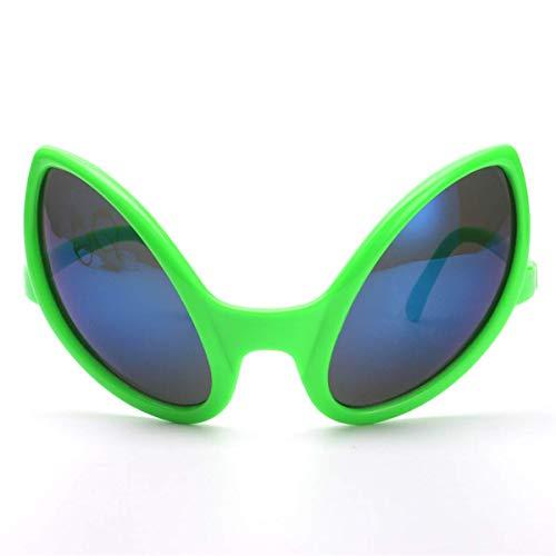 Alien Kid Kostüm - Ogquaton Alien Eye Sonnenbrille Brille-Halloween Party Kids Adult Spielzeug-Funny Party Eyewear Kostüm Requisiten Premium-Qualität