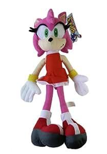 Sonic Amy Rose Peluche (45cm)