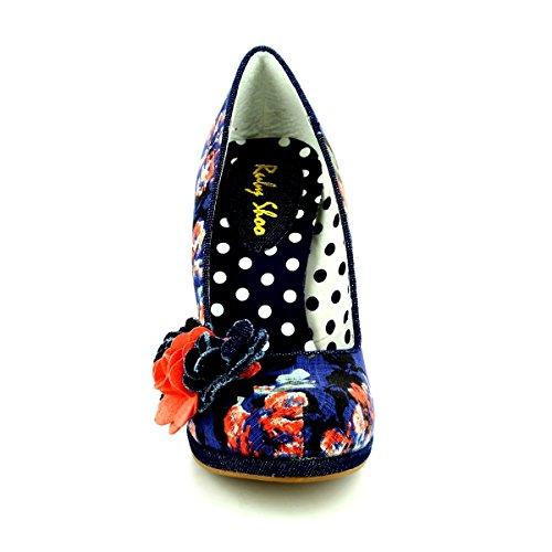 Ruby Shoo Eva - Scarpe con Tacco Donna Floral