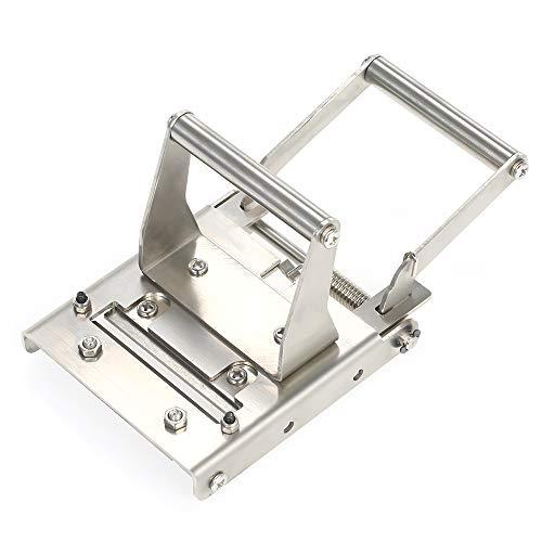 Edelstahl Manuelle Kantenanleimmaschine Trimmer Endschneidegerät Kantenschneider Gerade Trimmen Hardware-Tool für Carpenter