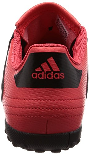 adidas Herren Copa Tango 18.4 TF Fußballschuhe Schwarz (Core Black/Footwear White/Real Coral)