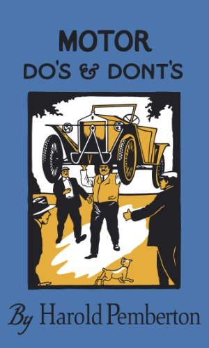 Highway Route 66 Hot Rod (Motor Do's and Dont's (English Edition))