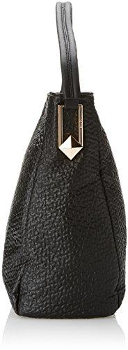 Gaudì Hobo-Linea Allison-cm.29 x 30 x 14, Borsa a Mano Donna, 29 x 30 x 14 cm (W x H x L) Nero (Black)
