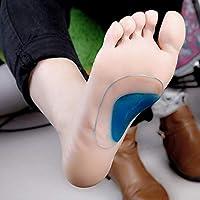 medizinischem Silica Gel Flach Foot Arch Support Einlegesohlen preisvergleich bei billige-tabletten.eu