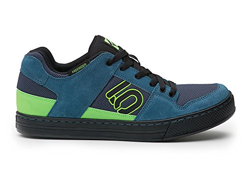 Five Ten - Chaussures Five Ten Freerider Blanch Blue 2016 bleu vert noir