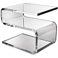 Amazon.it: plexiglass - Comodini / Camera da letto: Casa e cucina