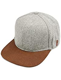 EYEFOOT Snapback Cap Hat Fitted Wool Suede Structured Super Classic for Men  Women Ideally Designed for 20e6ce8239f0