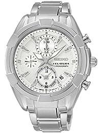 Seiko damen armbanduhr velatura lady chronograph quarz sndz37p1