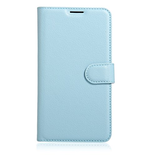 Alcatel Pop 4S Hülle Case,Gift_Source [Slim Fit] [Stand Feature] Magnetic Snap Hülle Case Premium PU Leder Brieftasche Hülle Case Mit Built-in Card Slots Flip Hülle Case Cover für Alcatel One Touch Pop 4S (5.5