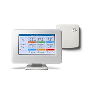 Evohome ATP921R3100 Wi-Fi Connected Thermostat Pack - White