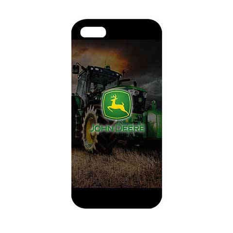 Logo Hülle Für Iphone 5 5s- John Deere Light Weight Smart Phone Hülle Für Iphone 5 (John Deere Monitor)