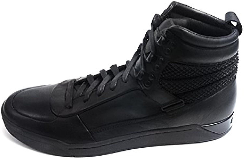 Diesel Herren Schuhe Sneaker Onice Schwarz   Y00976 P0979 T8013   Sneakers Man Shoes   Gr. 45 EU/12 US/29 JPN