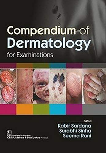 COMPENDIUM OF DERMATOLOGY FOR EXAMINATIONS (HB 2020)