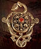 Disney Pirates Of The Caribbean Captain Hector Barbossa Pendant Replica