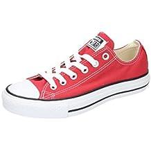 feb3401e469 ... Chuck Taylor All Star Core Canvas Hi Rouge Sneakers ... Converse  Sneaker Unisex Rosso