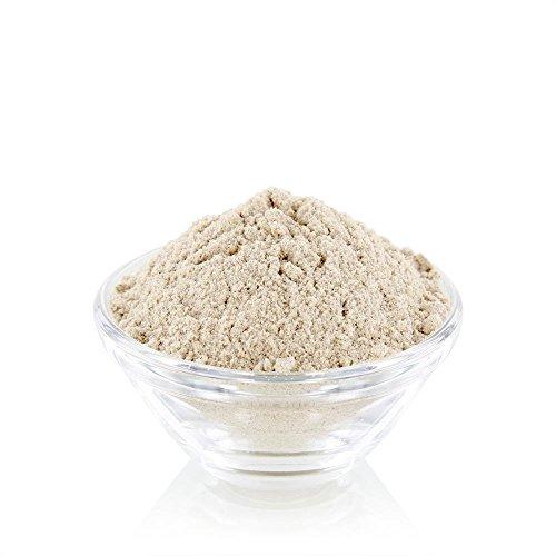Indische Flohsamenschalen 95% Reinheit gemahlen, Pulver 60 mesh 2 x 1 Kg Beutel