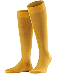 bfd0409d409 Amazon.co.uk  Yellow - Knee-High Socks   Socks  Clothing