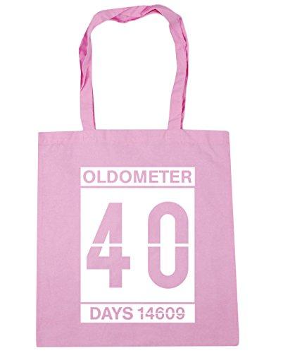 Hippowarehouse ,  Damen Strandtasche Classic Pink