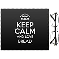 'nero con scritta Keep Calm and Love pane 2225 colore lenti