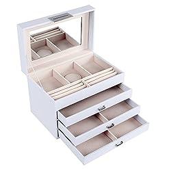 847453b957c3 ▷ Joyeros con cajones - La mejor manera de ordenar y guardar tu ...
