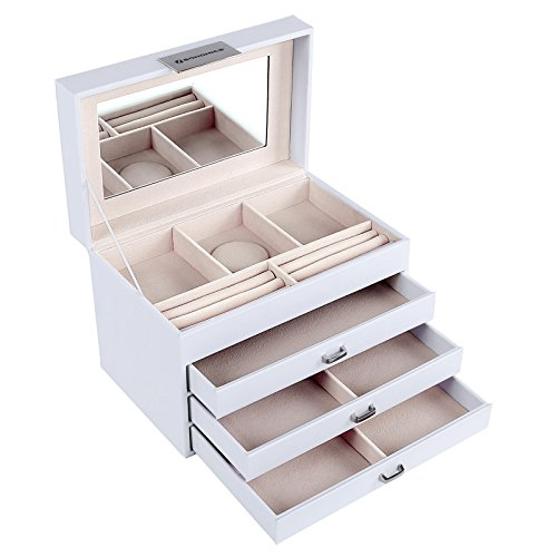 Songmics-Caja-joyero-Organizador-para-joyas-Multiuso-28-x-175-x-19-cm-JBC131W