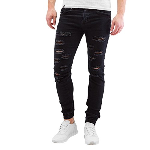 Sixth June Uomo Jeans / Jeans slim fit Destroyed