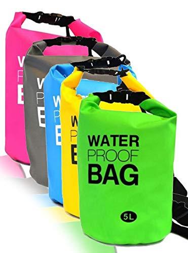 NINAc Bolsa Impermeable para Deportes acuáticos