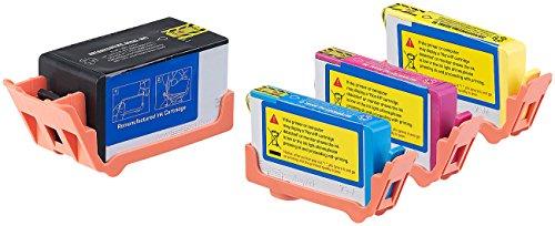 iColor Druckerpatronen: Tintenpatronen ColorPack für HP (ersetzt No.903XL), BK/C/M/Y (Multipack kompatible Druckerpatronen für Tintenstrahldrucker, HP)
