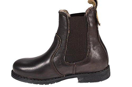 Bisgaard TEX Unisex-Kinder Chelsea Boots Braun