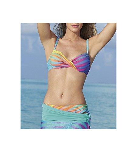 Sunflair Reifen Bikini bunt Bunt