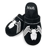 Groovy Uk Venom Slippers Black/Charcoal