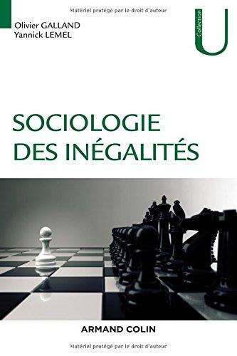 Sociologie des inégalités par Olivier Galland