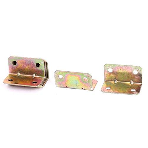Grad Teller (Sourcingmap® 20mmx20mm L Form Regal Corner Brace Teller 90Grad Halterung 100)