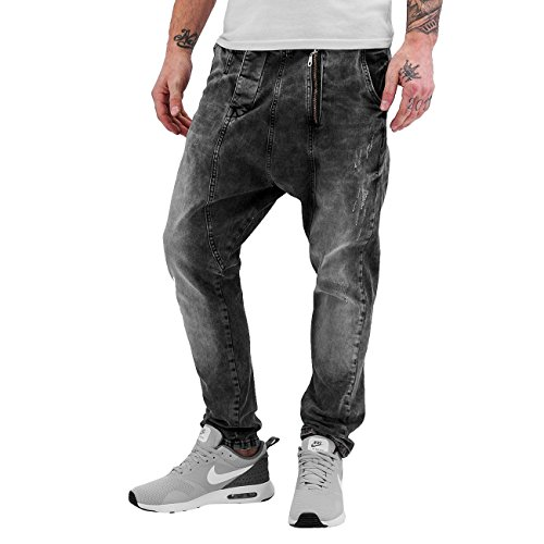 Bangastic Homme Jeans / Antifit Anti Fit Gris