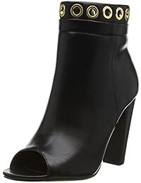 Buffalo Sh015e-62 P1735a PU Damen Kurzschaft Stiefel