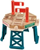 Thomas the Tank Engine and Friends Wooden Railway Elevated Crossing Gate Maithwaite Junction
