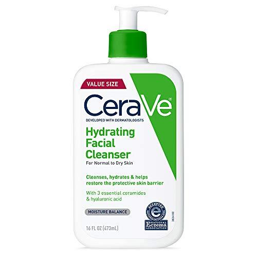 CeraVe feuchtigkeitsspendende Reinigungslotion 473 ml -