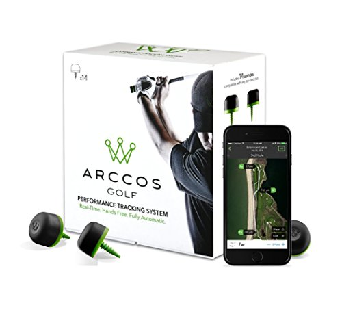 Arccos-Golf-Real-Time-GPS-and-Golf-Stat-Tracking-System-14-Sensor-Pack-by-Arccos-Golf