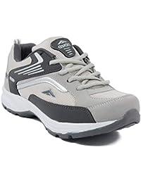 Asian shoes FUTURE-01 Light Grey Dark Grey Men's Shoe
