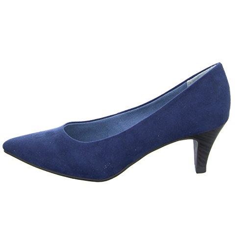 Wortmann KG  1-1-22415-28-805, Escarpins pour femme Bleu Marine