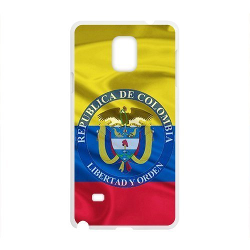 republica-de-colombia-libertad-y-orden-handy-tasche-hulle-fur-samsung-galaxy-note-4