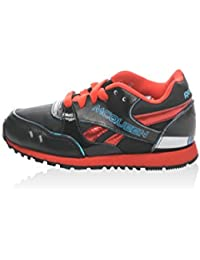 Reebok Zapatillas Cars Neon Runner Negro/Rojo/Azul EU 28