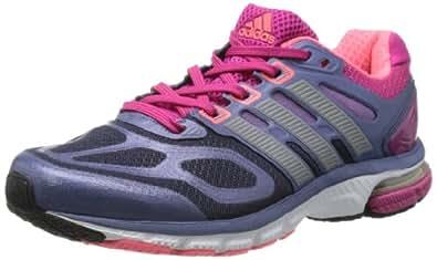 adidas Supernova Sequence 6 w Textile, Chaussures de running femme - Gris (Urban Sky F12 / Metallic Silver / Blast Pink F13), 36 EU