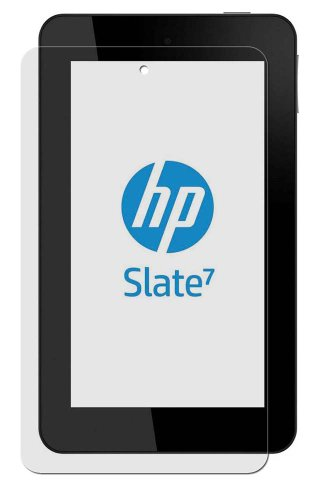 Maoni ANTIREFLEX (Anti-Fingerprint) Bildschirm Schutz Folie Schutzfolie für HP Slate 7