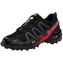 Zapatos Hombre,Hombre Zapatillas Senderismo Zapatos Zapatillas Atlético Deportes al Aire Libre Senderismo Zapatillas de