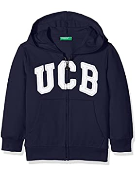 United Colors of Benetton Jacket W/Hood L/S, Capucha para Niños