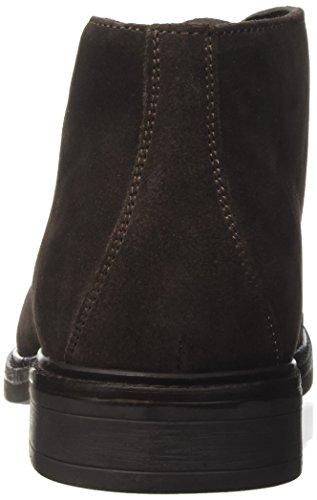 Boscaiolo Herren William Combat Boots Marrone (dk Brown)