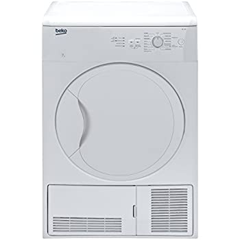 beko dc 7130 kondenstrockner b 504 kwh jahr 7 kg wei flexysense elektronische feuchtemessung. Black Bedroom Furniture Sets. Home Design Ideas