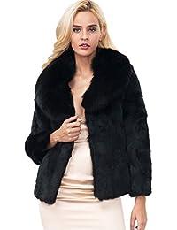 Amazon.es  abrigos largos mujer - Longra   Mujer  Ropa eff50716973b