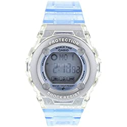 Casio Baby-G Women's Quartz Watch with Digital Display and Resin Strap